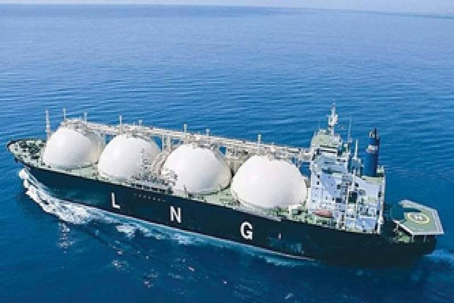 Spot LNG import restarts at record-high rate